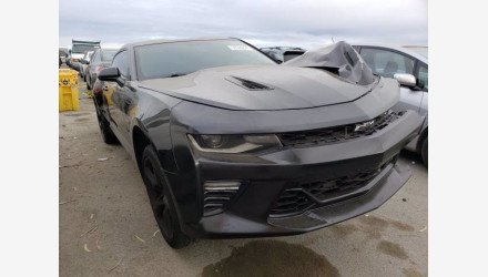 2017 Chevrolet Camaro SS Coupe for sale 101501457