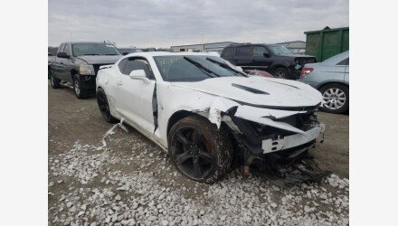2017 Chevrolet Camaro SS Coupe for sale 101502458