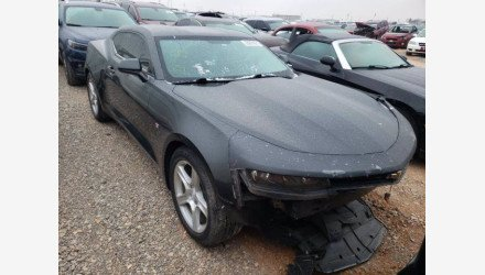 2017 Chevrolet Camaro LT Coupe for sale 101503310