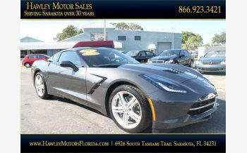 2017 Chevrolet Corvette Coupe for sale 100985983