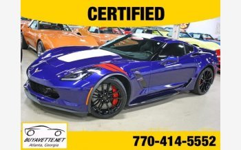 2017 Chevrolet Corvette Grand Sport Coupe for sale 101082820