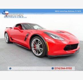 2017 Chevrolet Corvette Grand Sport Coupe for sale 101206363