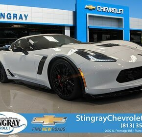 2017 Chevrolet Corvette Z06 Coupe for sale 101229727