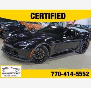 2017 Chevrolet Corvette Grand Sport Coupe for sale 101263001