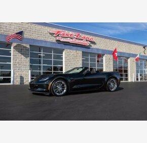 2017 Chevrolet Corvette Grand Sport Convertible for sale 101350548