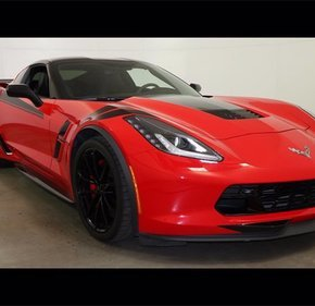 2017 Chevrolet Corvette for sale 101396533