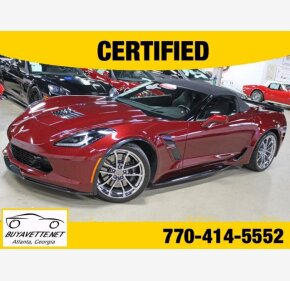 2017 Chevrolet Corvette for sale 101396604