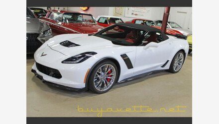 2017 Chevrolet Corvette for sale 101412722