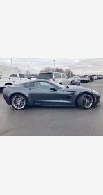 2017 Chevrolet Corvette for sale 101424629