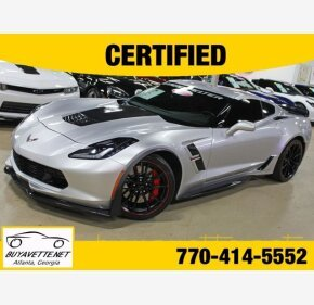 2017 Chevrolet Corvette for sale 101431608