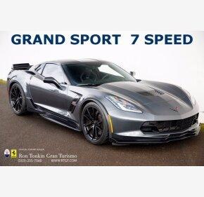 2017 Chevrolet Corvette for sale 101459100