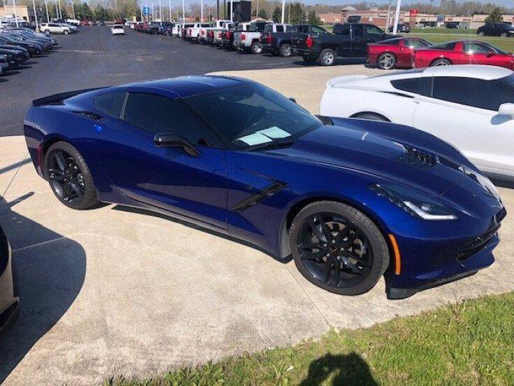 2017 Chevrolet Corvette for sale 101492249