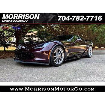 2017 Chevrolet Corvette Grand Sport Coupe for sale 101514256