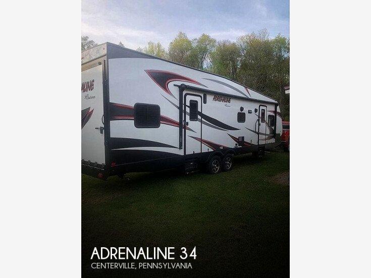 2017 Coachmen Adrenaline 30QBS for sale 300312900
