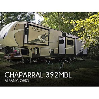 2017 Coachmen Chaparral 392MBL for sale 300222354
