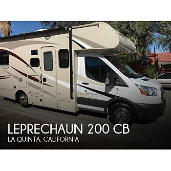 2017 Coachmen Leprechaun for sale 300182187