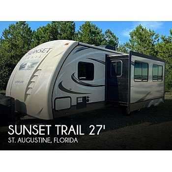 2017 Crossroads Sunset Trail for sale 300250926