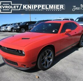 2017 Dodge Challenger SXT for sale 101104444