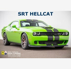 2017 Dodge Challenger SRT Hellcat for sale 101223521