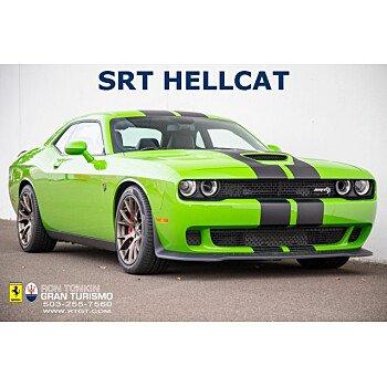 2017 Dodge Challenger SRT Hellcat for sale 101223521