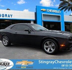 2017 Dodge Challenger SXT for sale 101329519