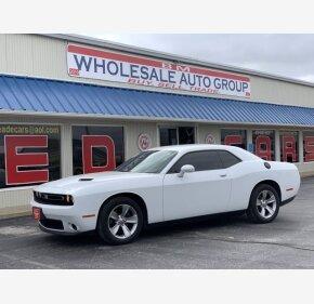 2017 Dodge Challenger SXT for sale 101348542