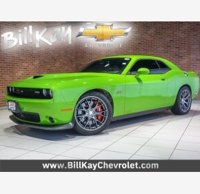 2017 Dodge Challenger SRT for sale 101442448