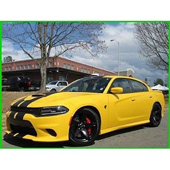 2017 Dodge Charger SRT Hellcat for sale 100971841
