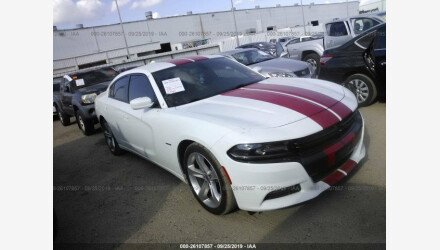 2017 Dodge Charger R/T for sale 101232720