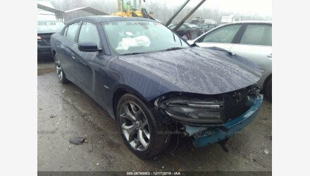 2017 Dodge Charger R/T for sale 101269536