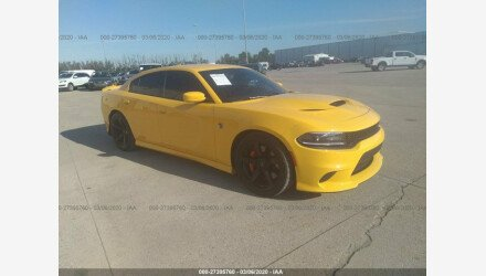 2017 Dodge Charger SRT Hellcat for sale 101308167