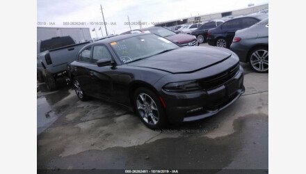 2017 Dodge Charger SXT AWD for sale 101324853