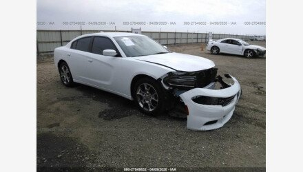 2017 Dodge Charger SXT AWD for sale 101333022