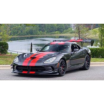 2017 Dodge Viper for sale 101031136