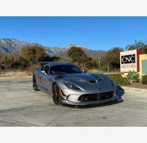 2017 Dodge Viper for sale 101414574