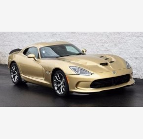 2017 Dodge Viper GTC for sale 100999276