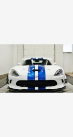 2017 Dodge Viper GTC for sale 101112351