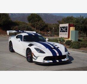 2017 Dodge Viper for sale 101386749