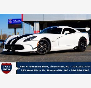 2017 Dodge Viper for sale 101452880