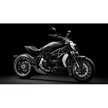 2017 Ducati Diavel X DIAVEL S for sale 200460260