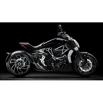 2017 Ducati Diavel X DIAVEL S for sale 200503409