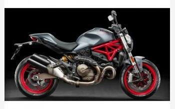 2017 Ducati Monster 821 for sale 200619330