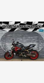 2017 Ducati Monster 821 for sale 200950577