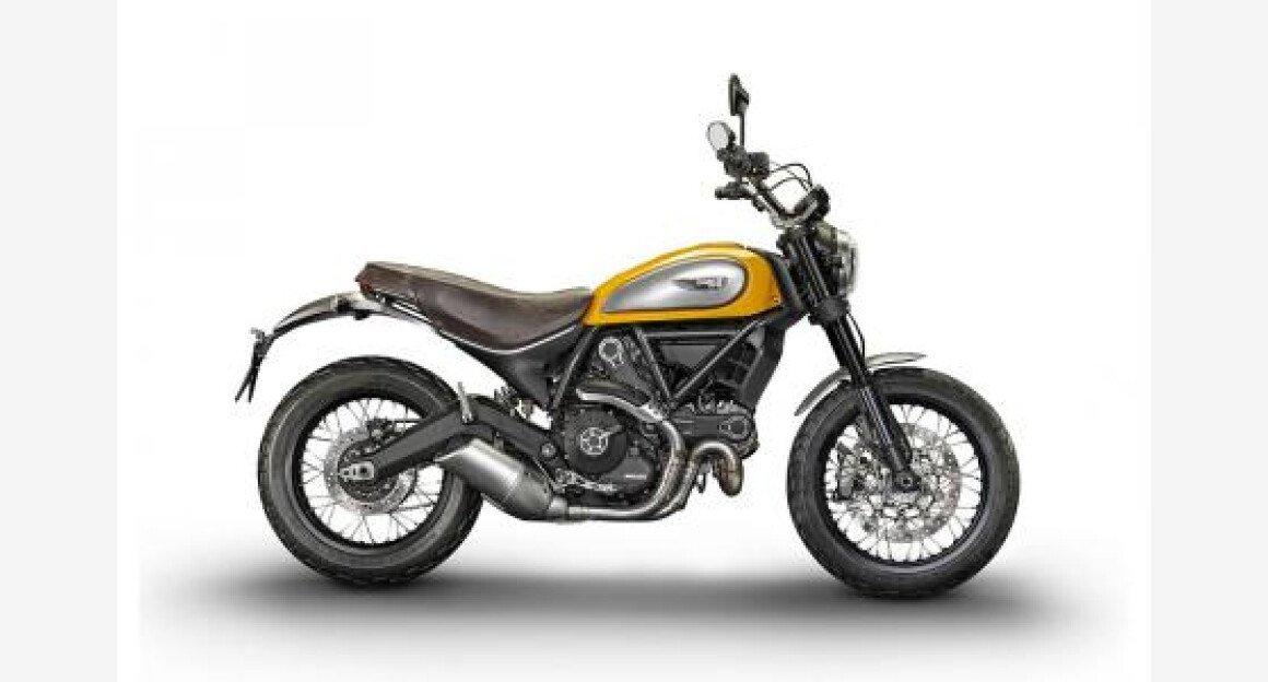 2017 Ducati Scrambler 800 for sale 200483440