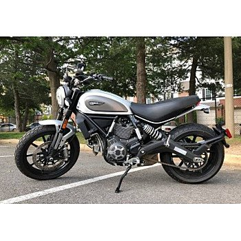 2017 Ducati Scrambler 800 for sale 200609499