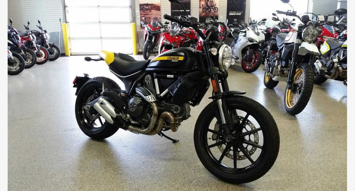 2017 Ducati Scrambler 800 for sale 200619488