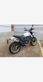 2017 Ducati Scrambler Desert Sled for sale 200615085