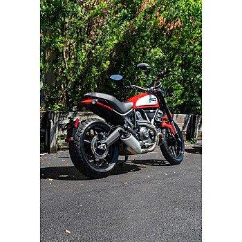 2017 Ducati Scrambler 800 for sale 200955160