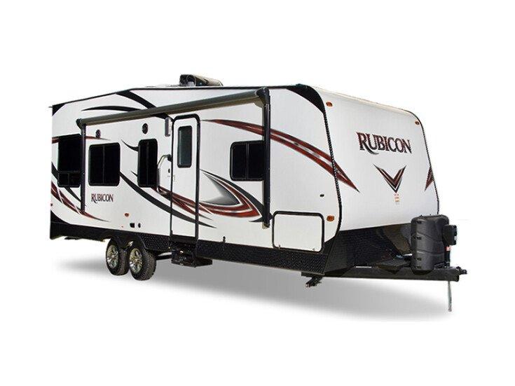 2017 Dutchmen Rubicon 2500 specifications