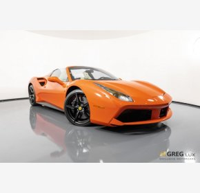 2017 Ferrari 488 Spider Convertible for sale 101048451